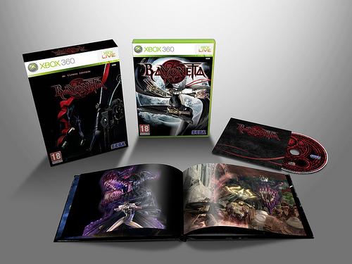 Bayonetta Edition Speciale 360
