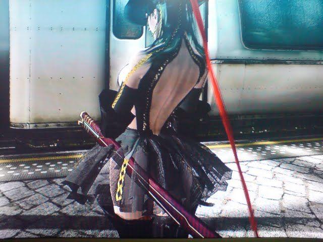 Bayonetta Sexy 001