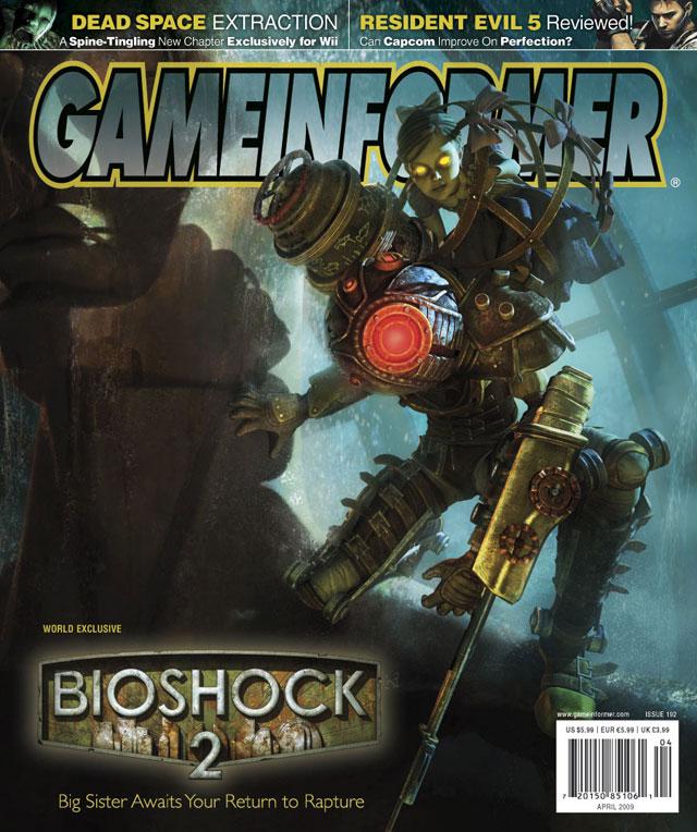 BioShock2 BigSister GI