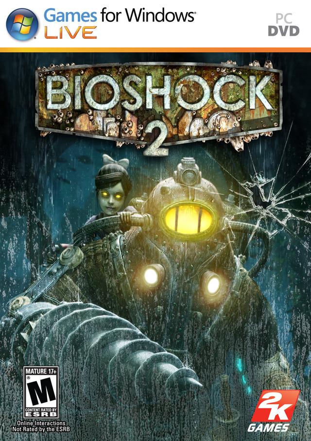 Bioshock2 PC jaquette005