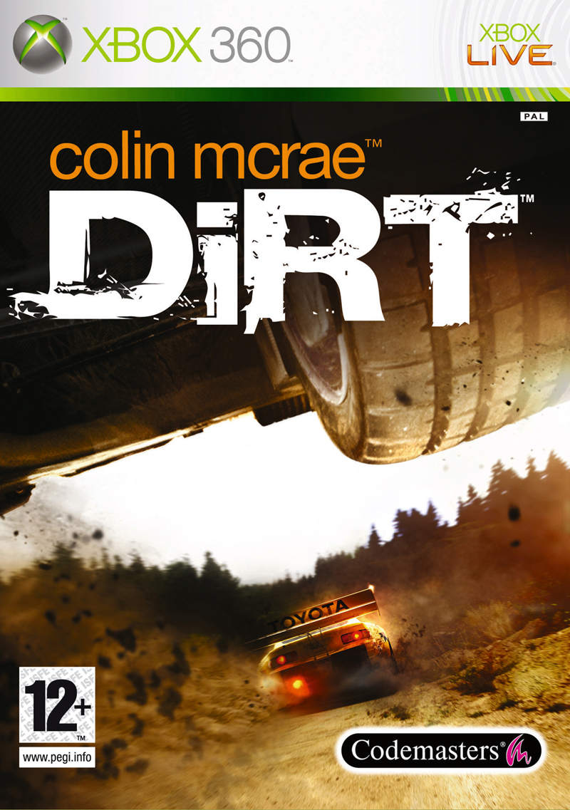 Colin McRae : DIRT