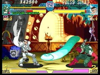 MarvelVSCapcom DC Ed001