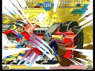 MarvelVSCapcom DC Ed004