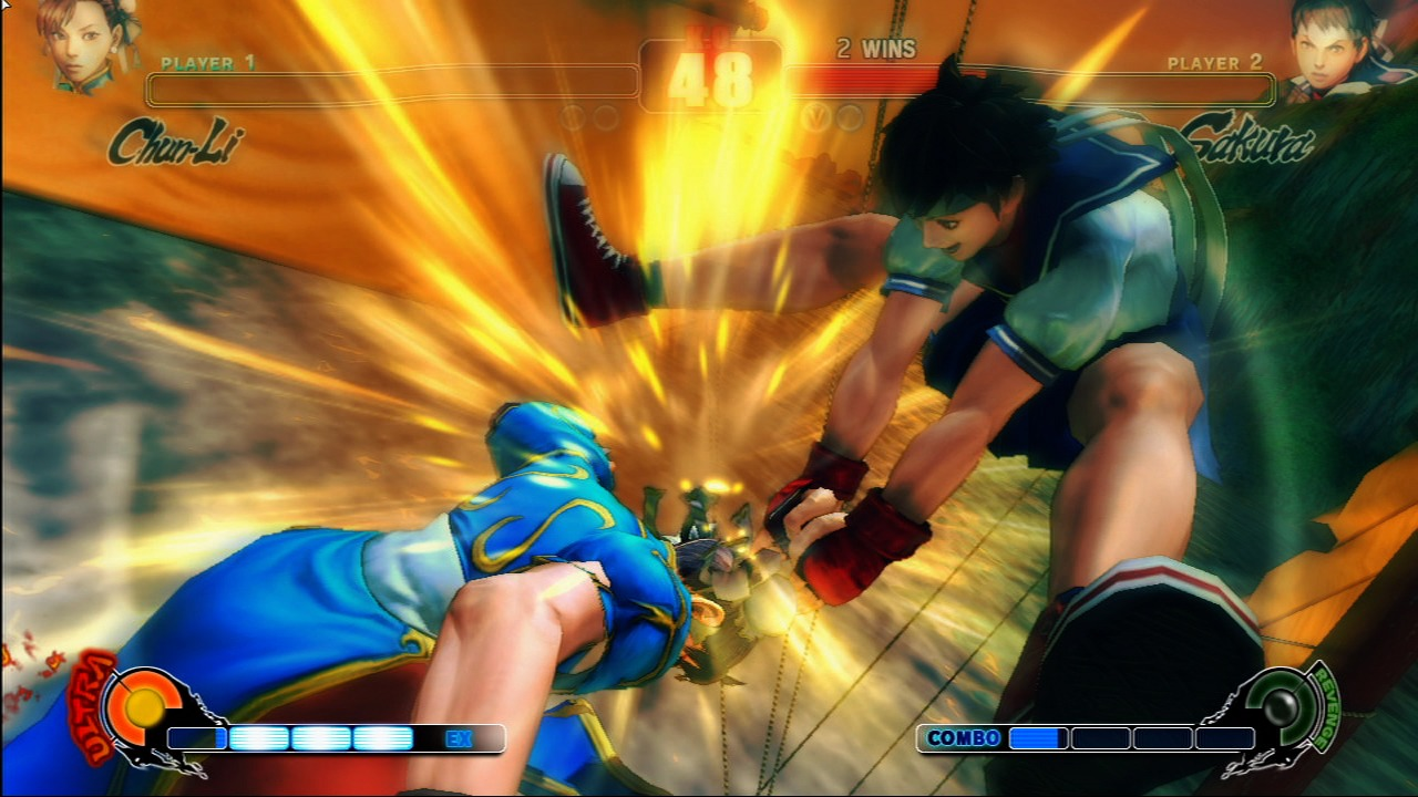 StreetFighter4 Multi Edit 389