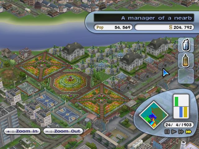 SimCityCreator Wii ed002
