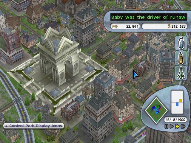 SimCityCreator Wii ed003
