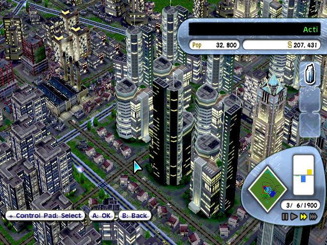 SimCityCreator Wii ed005