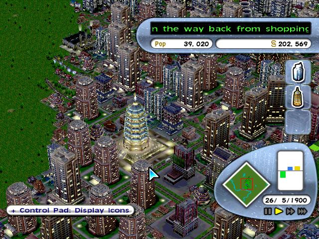 SimCityCreator Wii ed007