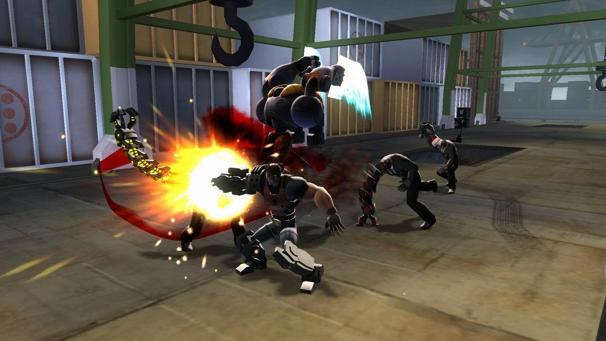 Spyborgs Wii Edit020