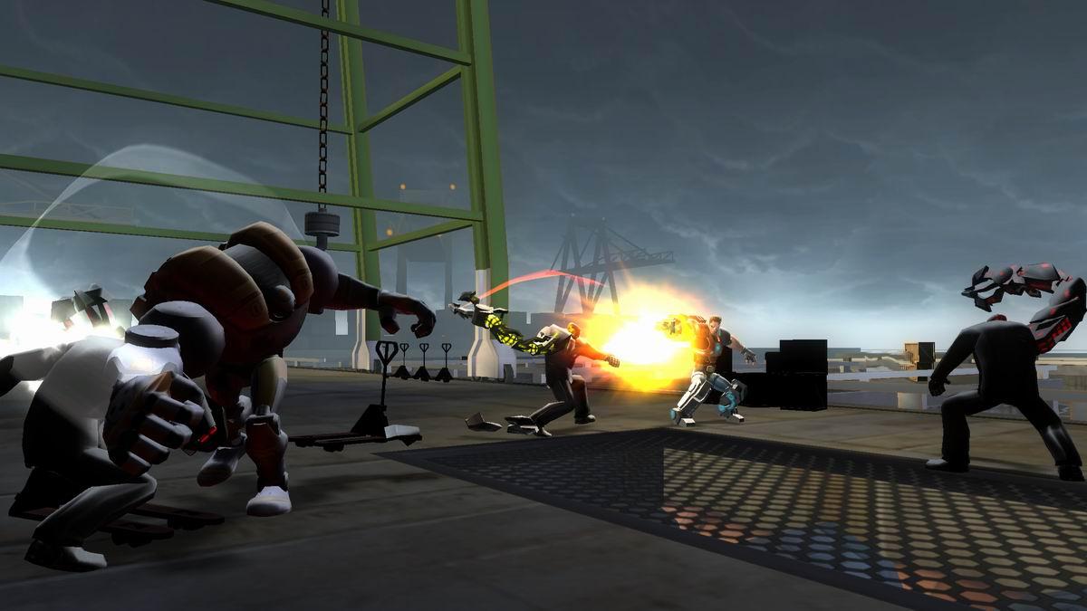 Spyborgs Wii Edit022