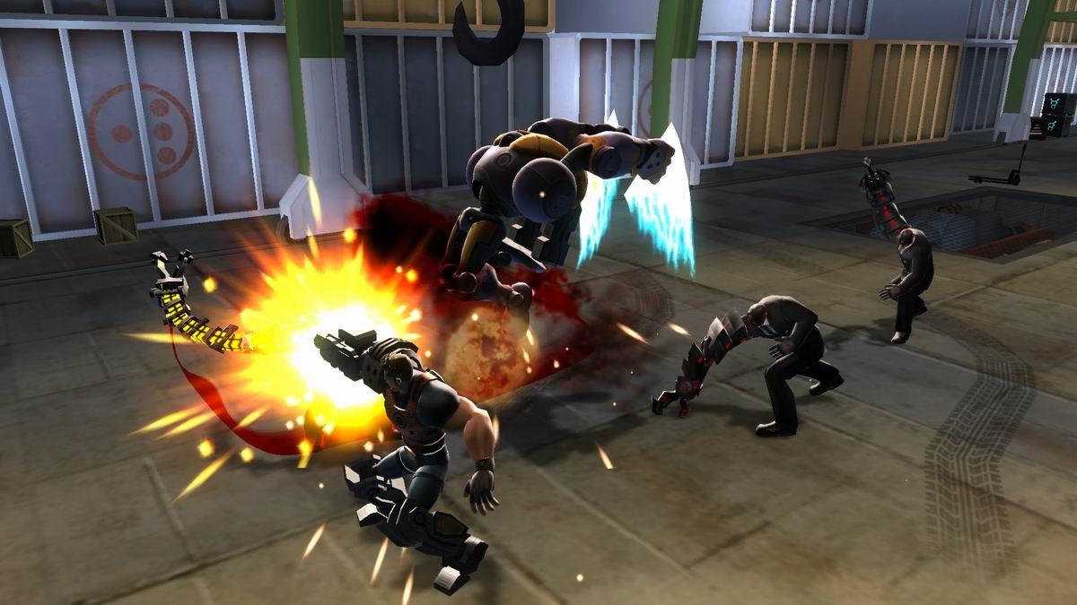 Spyborgs Wii Edit028