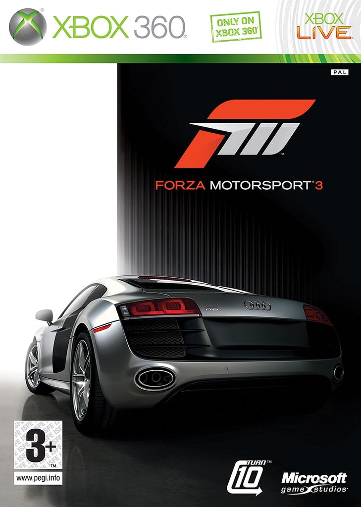 Forza3 X360 Jaquette001