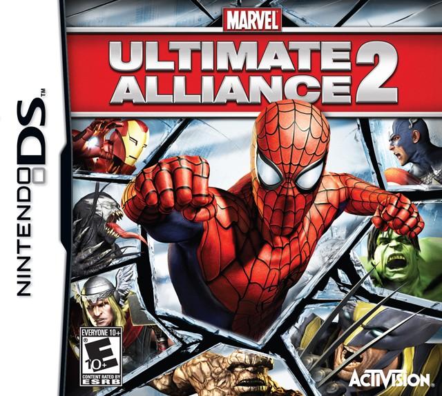 MarvelUltimateAlliance2 DS jaquette001