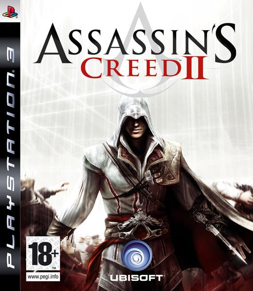 AssassinsCreed3 Jaquette PS3