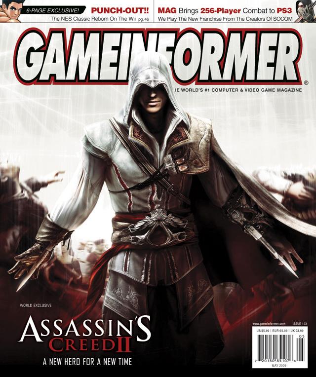 GameInformer AssassinsCreed2 issue