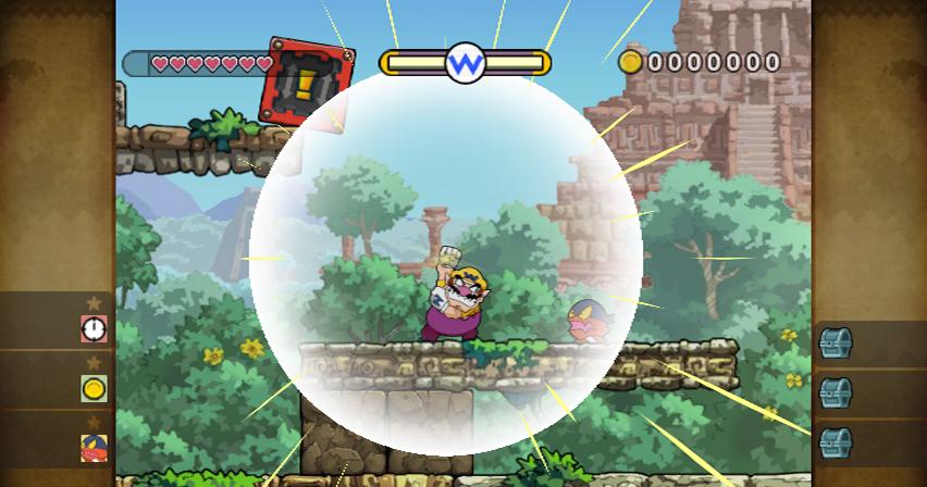 WarioLand ShakeDimension Wii014