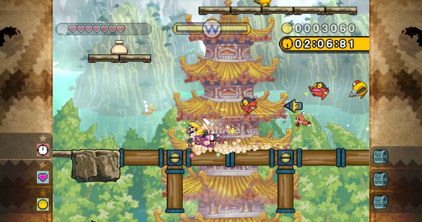 WarioLand ShakeDimension Wii022