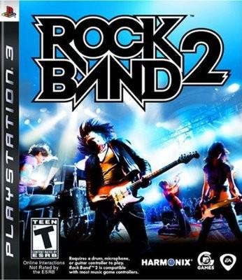 RockBand2 PS3 Jaquette