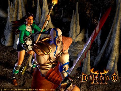 DiabloII Multi Div 001