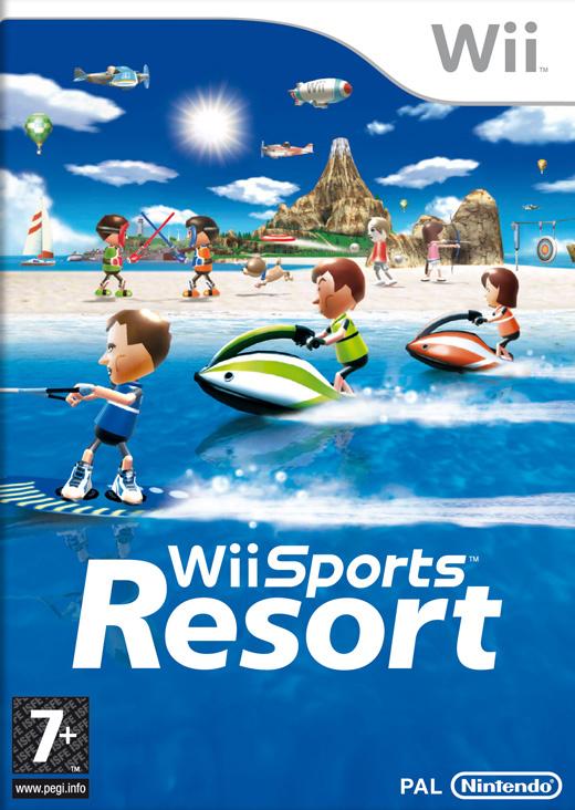 WiiSportsResort Jaquette