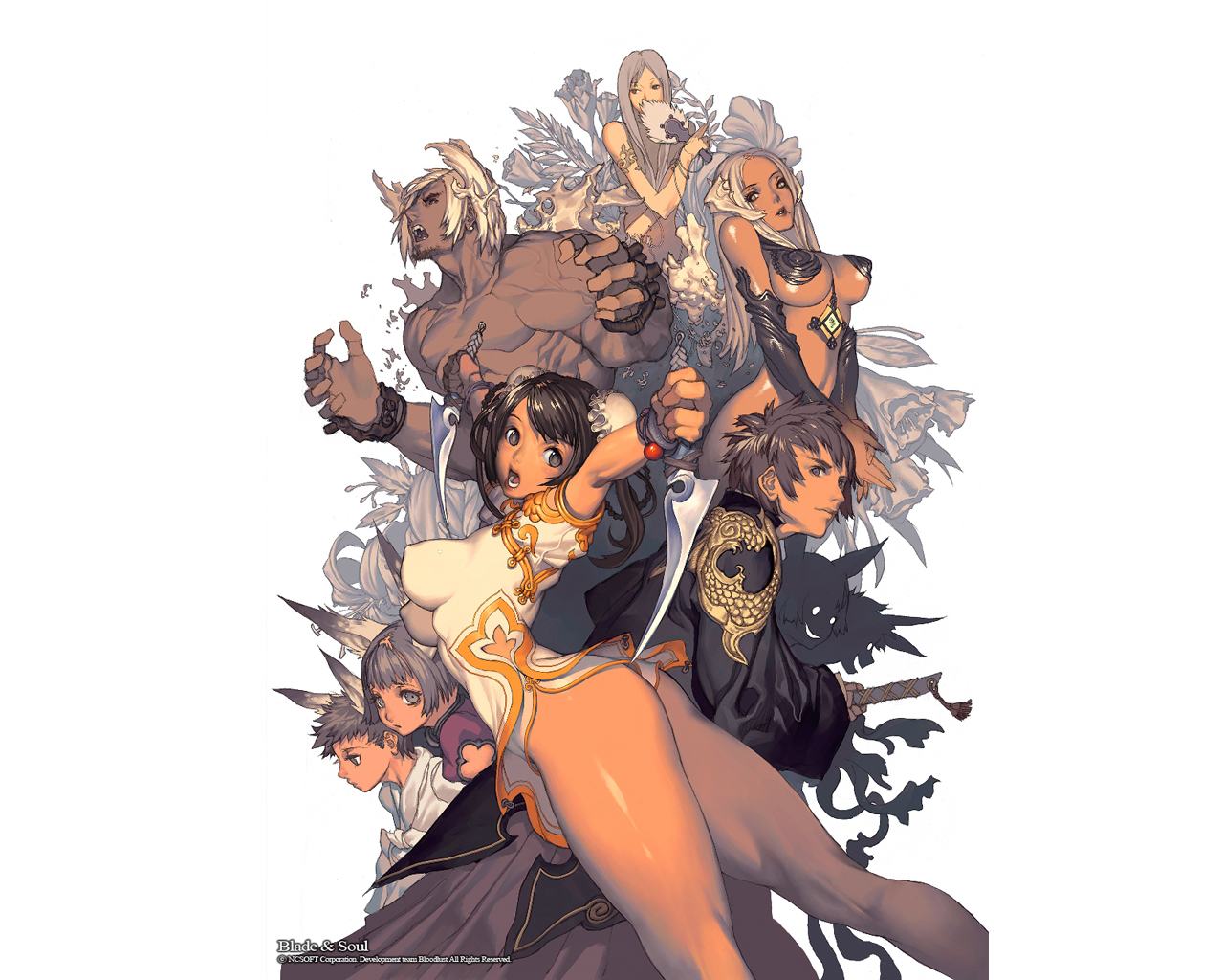 Blade and Soul ed 02