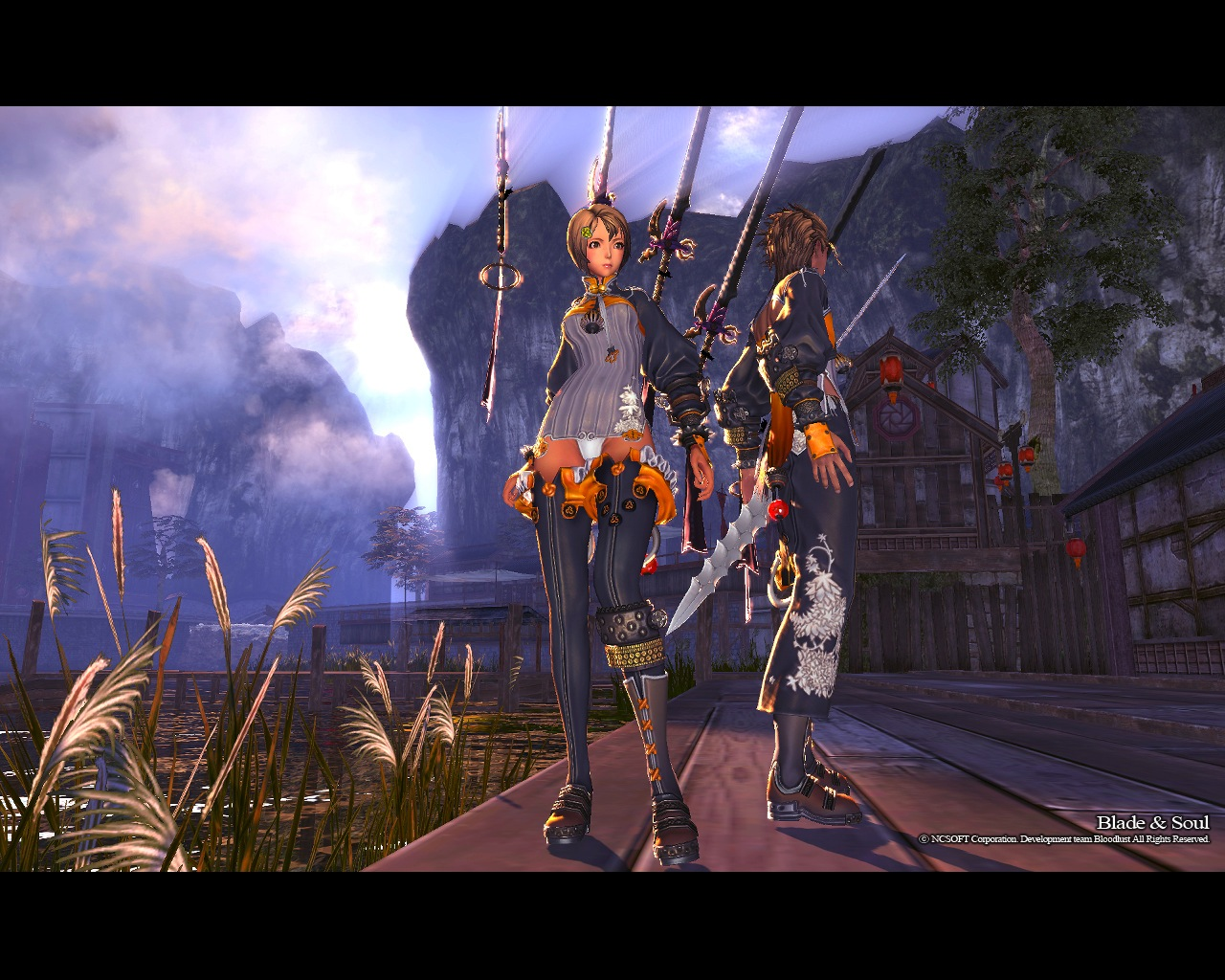 Blade and Soul ed 04