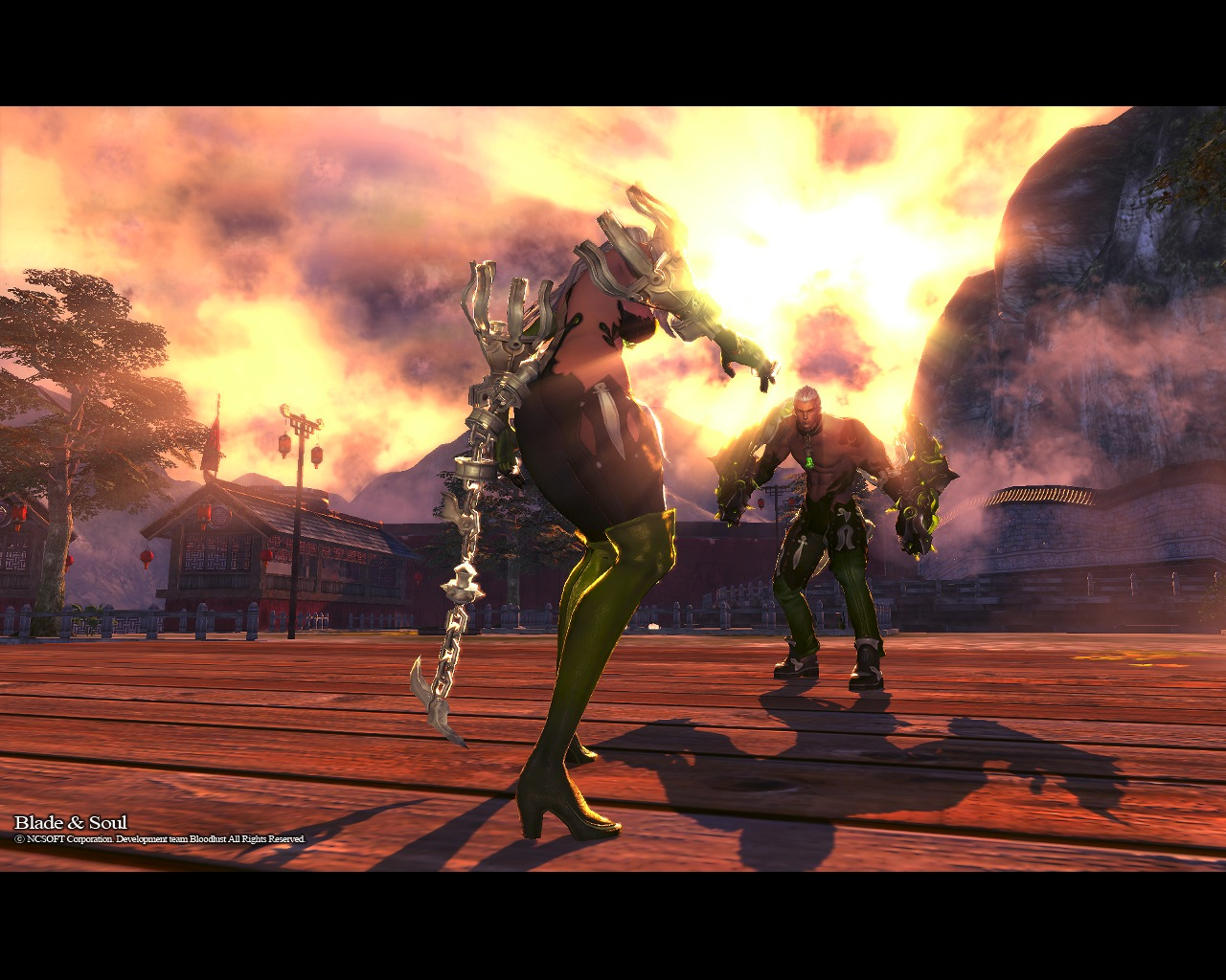 Blade and Soul ed 06