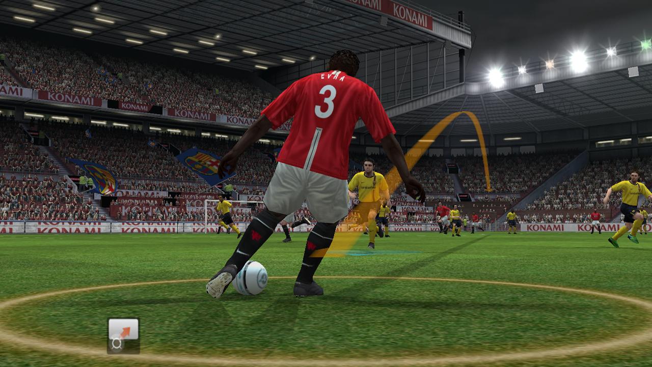 PES2009 Wii Edit008