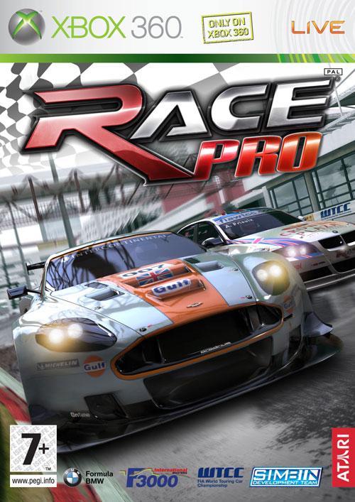RacePro X360 Jaquette