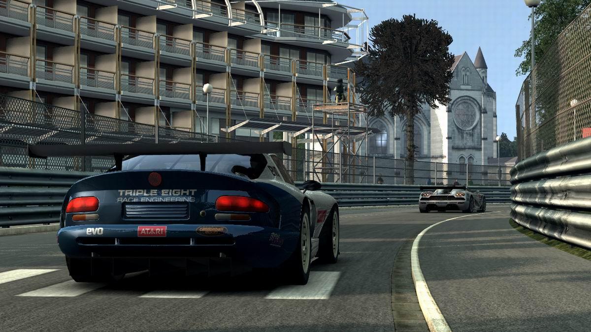 Viper GTS R - back