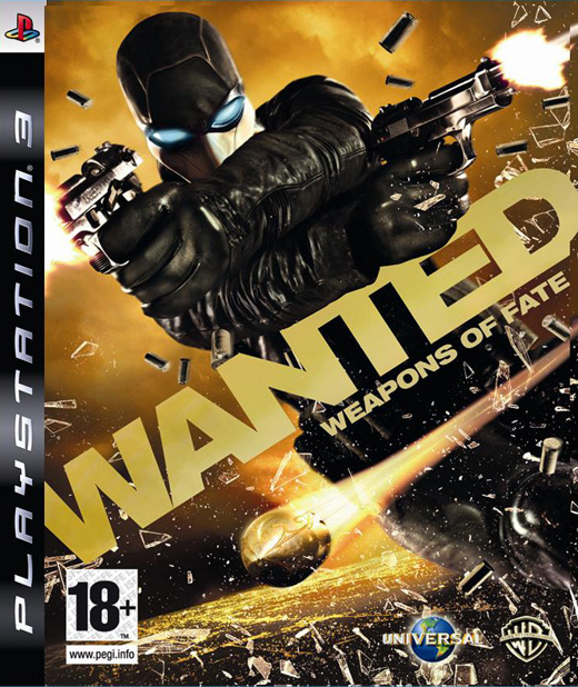 Wanted PS3 Jaquette001