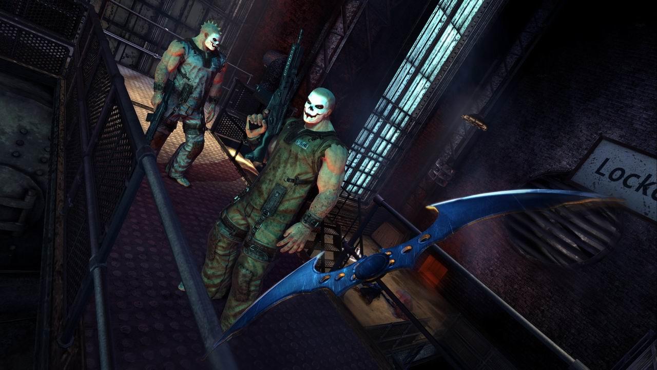 BatmanArkham Asylum Multi Edit002