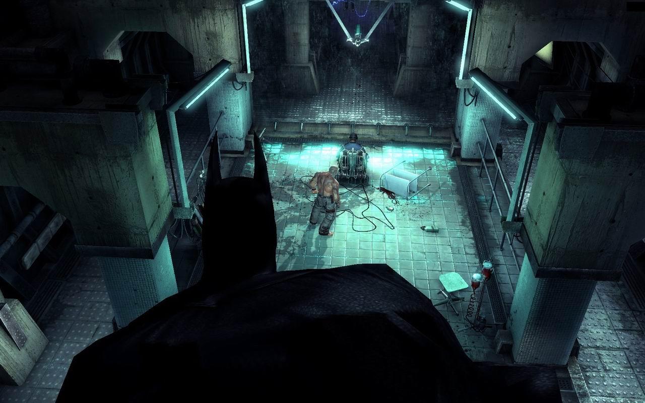 BatmanArkham Asylum Multi Edit006
