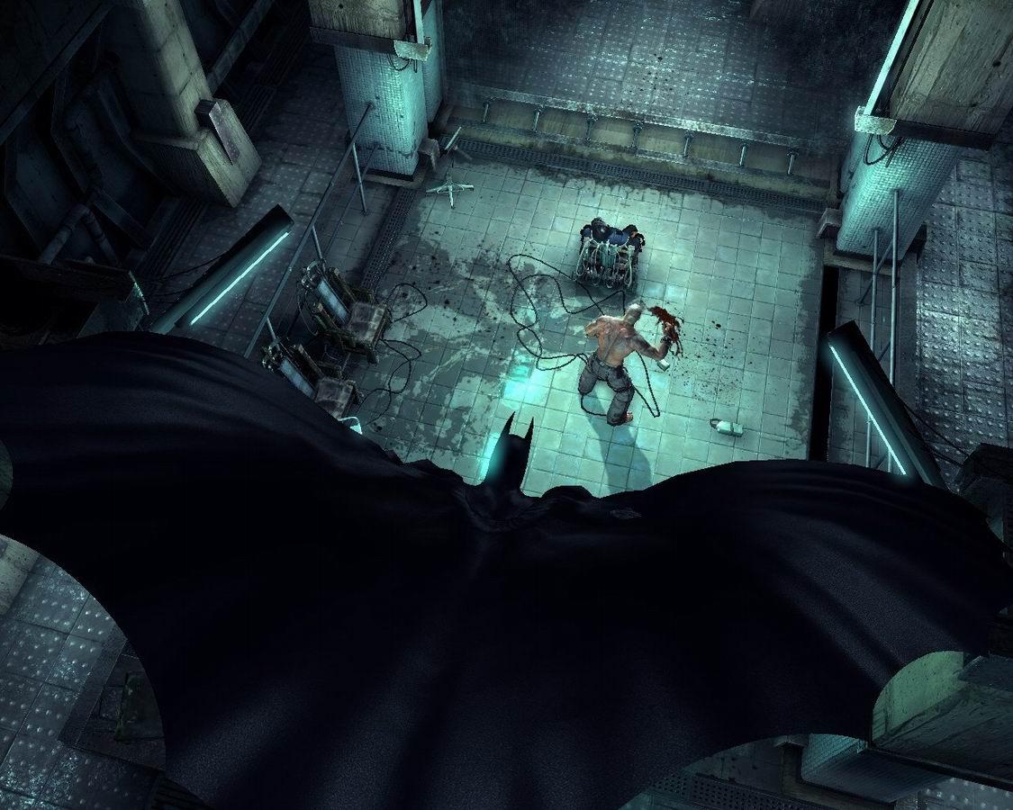 BatmanArkham Asylum Multi Edit007