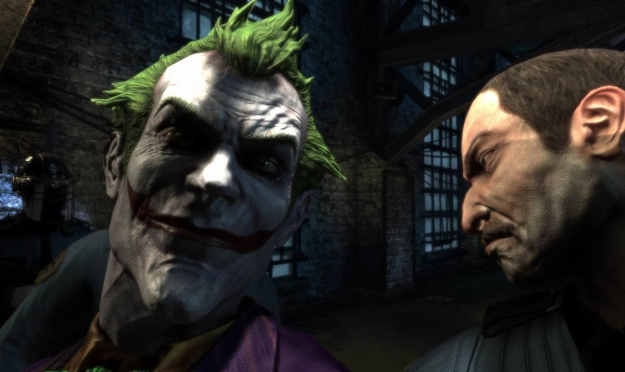 BatmanArkham Asylum Multi Edit009