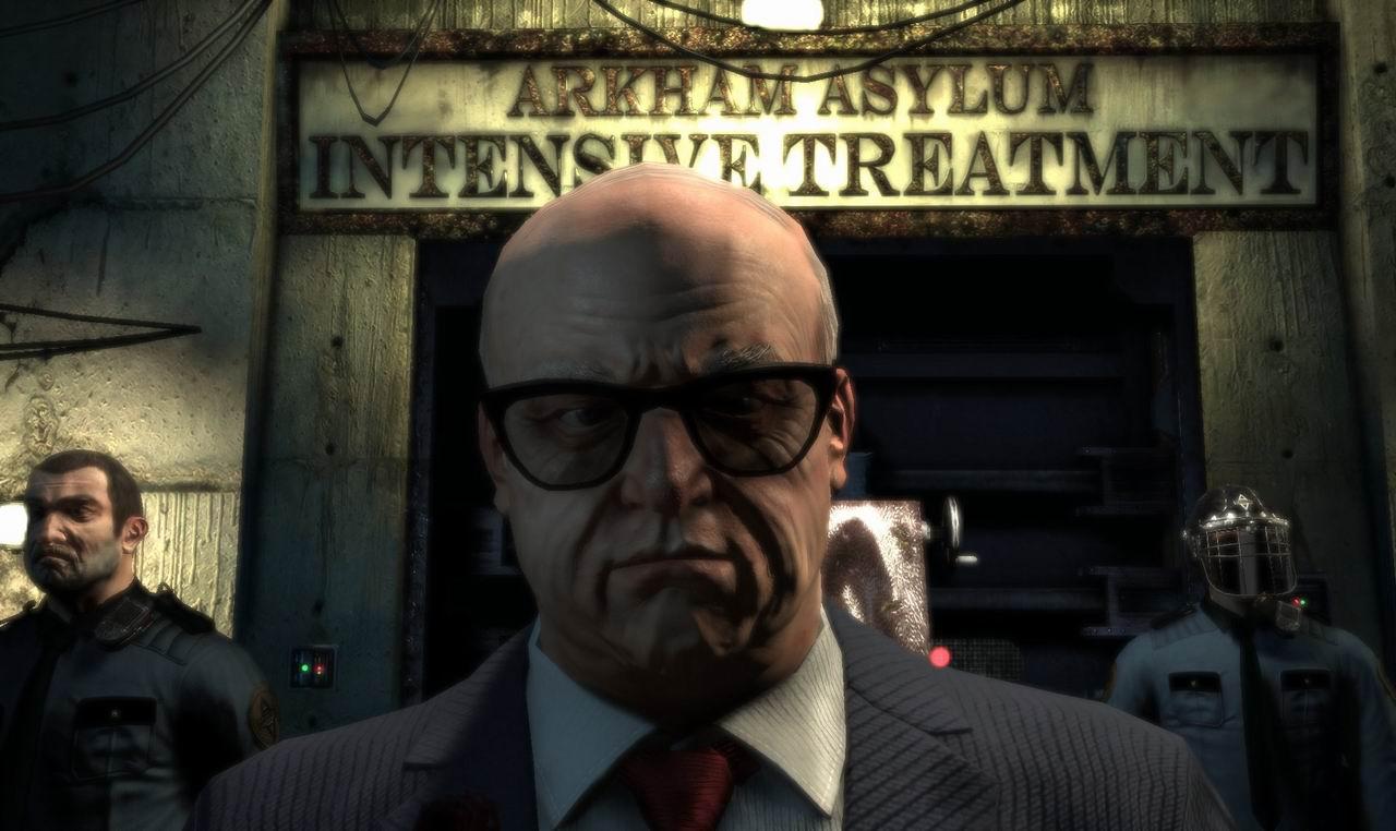 BatmanArkham Asylum Multi Edit010