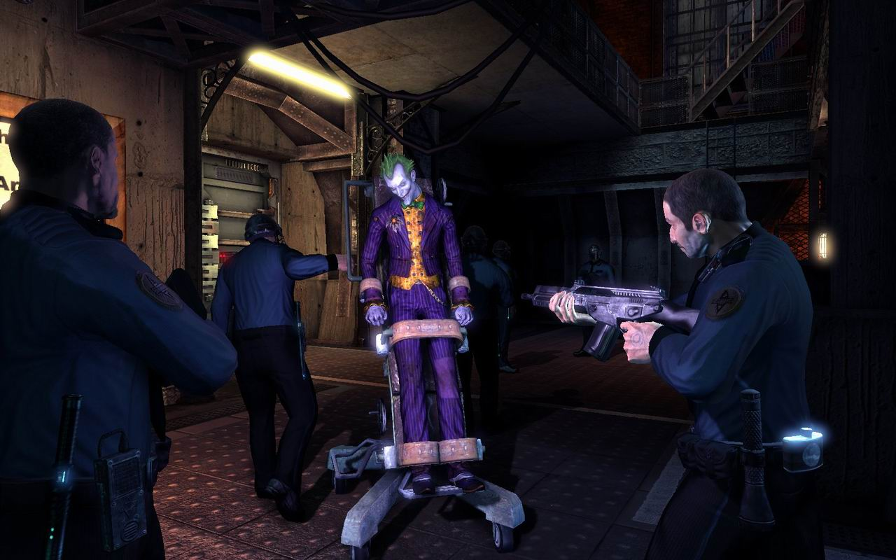 BatmanArkham Asylum Multi Edit011
