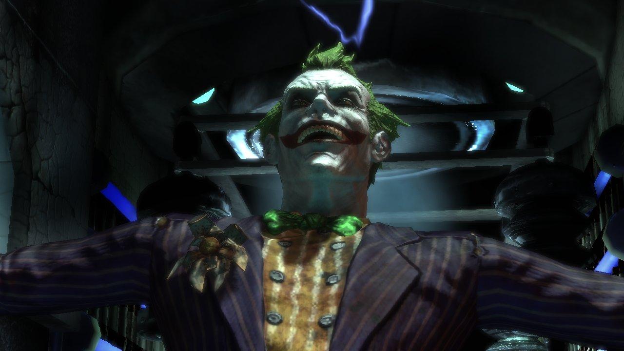 BatmanArkham Asylum Multi Edit014