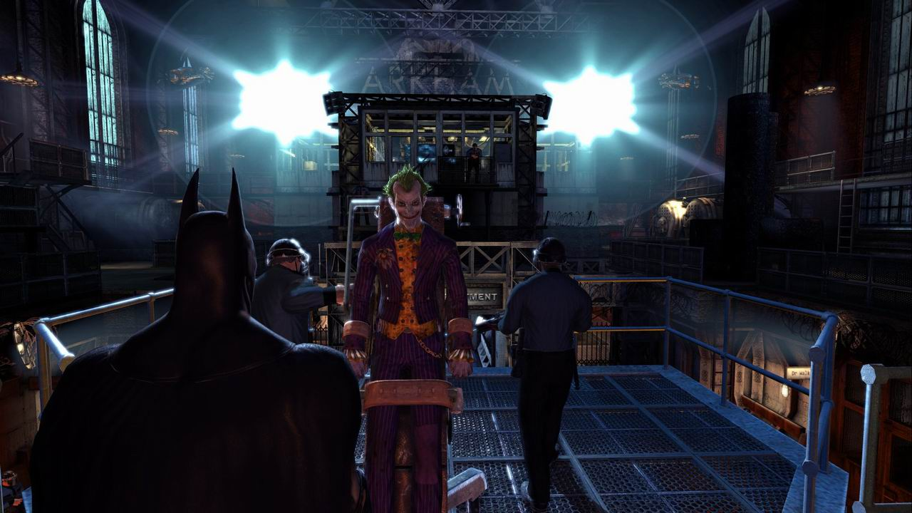 BatmanArkham Asylum Multi Edit016