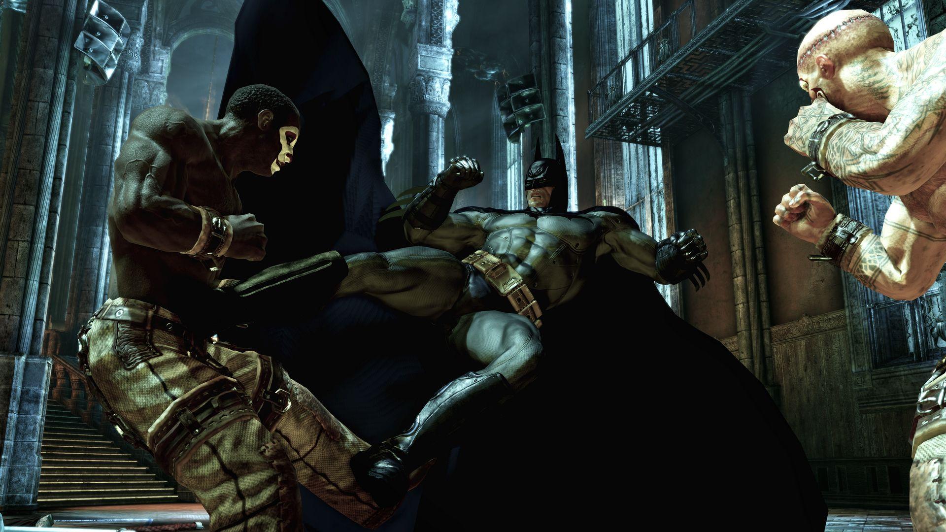 BatmanArkham Asylum Multi Edit017