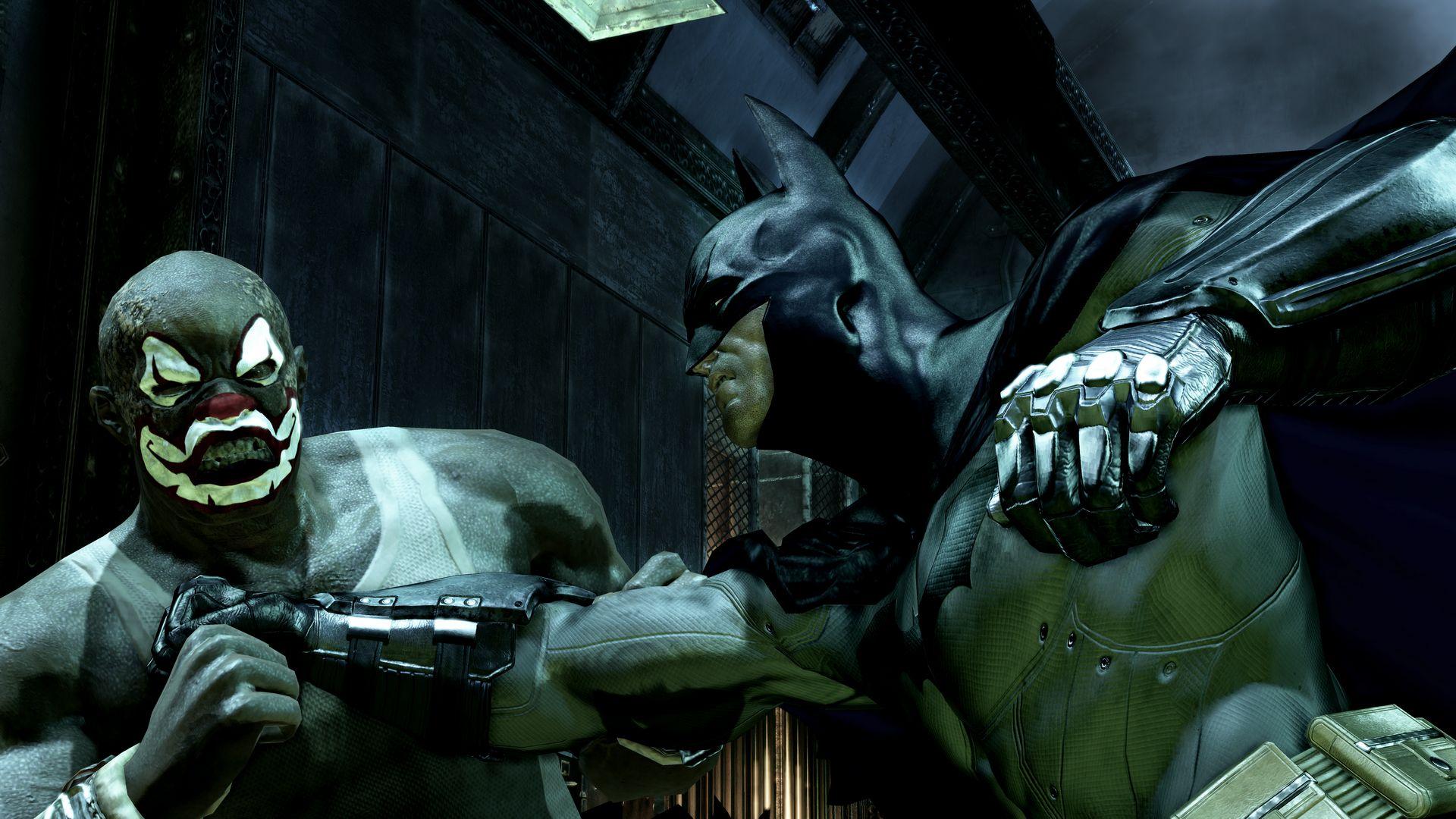 BatmanArkham Asylum Multi Edit018