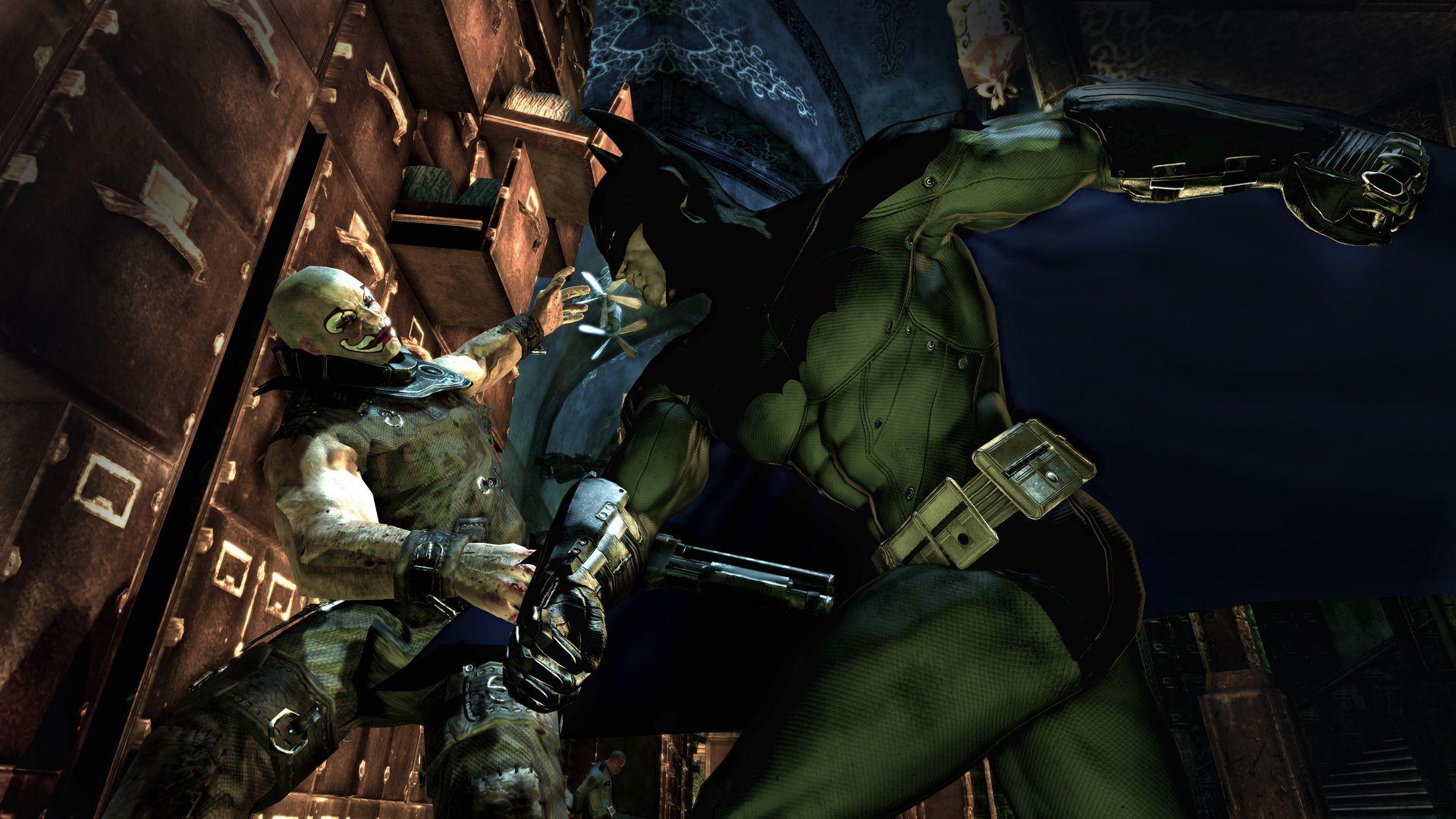 BatmanArkham Asylum Multi Edit019