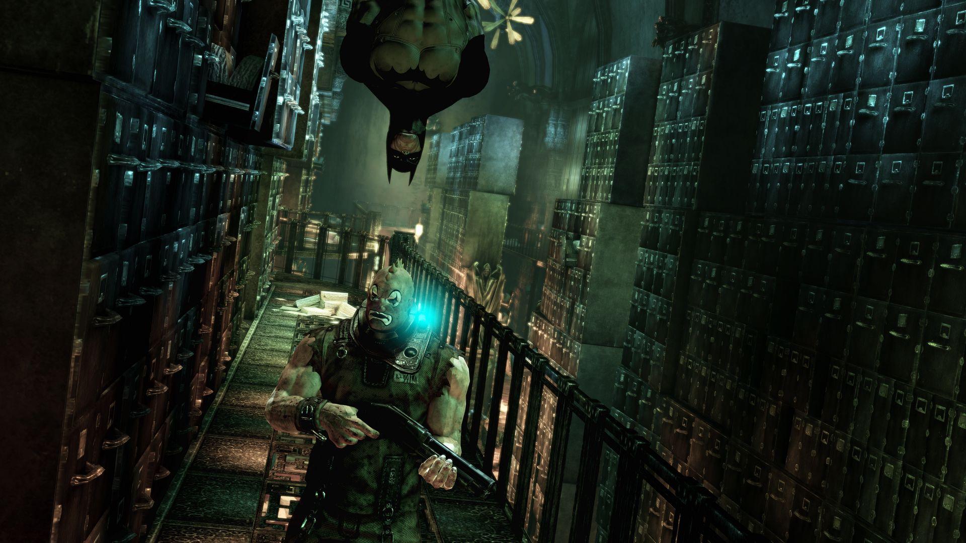 BatmanArkham Asylum Multi Edit020