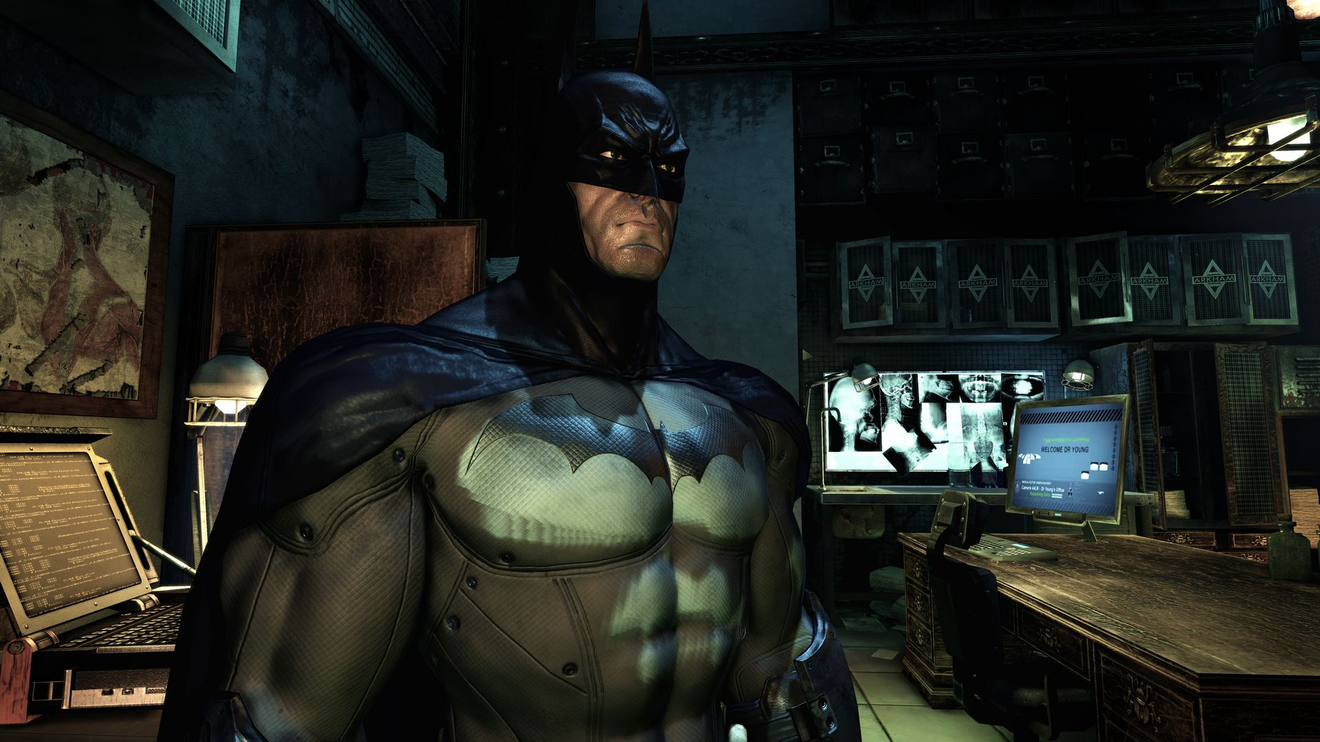 BatmanArkham Asylum Multi Edit021