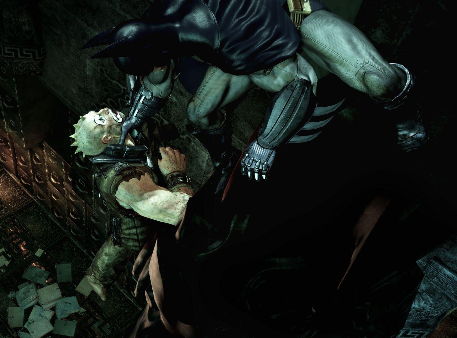 BatmanArkham Asylum Multi Edit022
