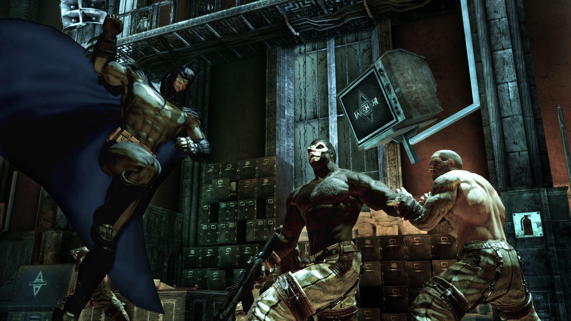 BatmanArkham Asylum Multi Edit023