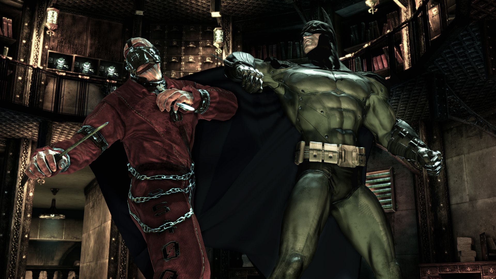 BatmanArkham Asylum Multi Edit025