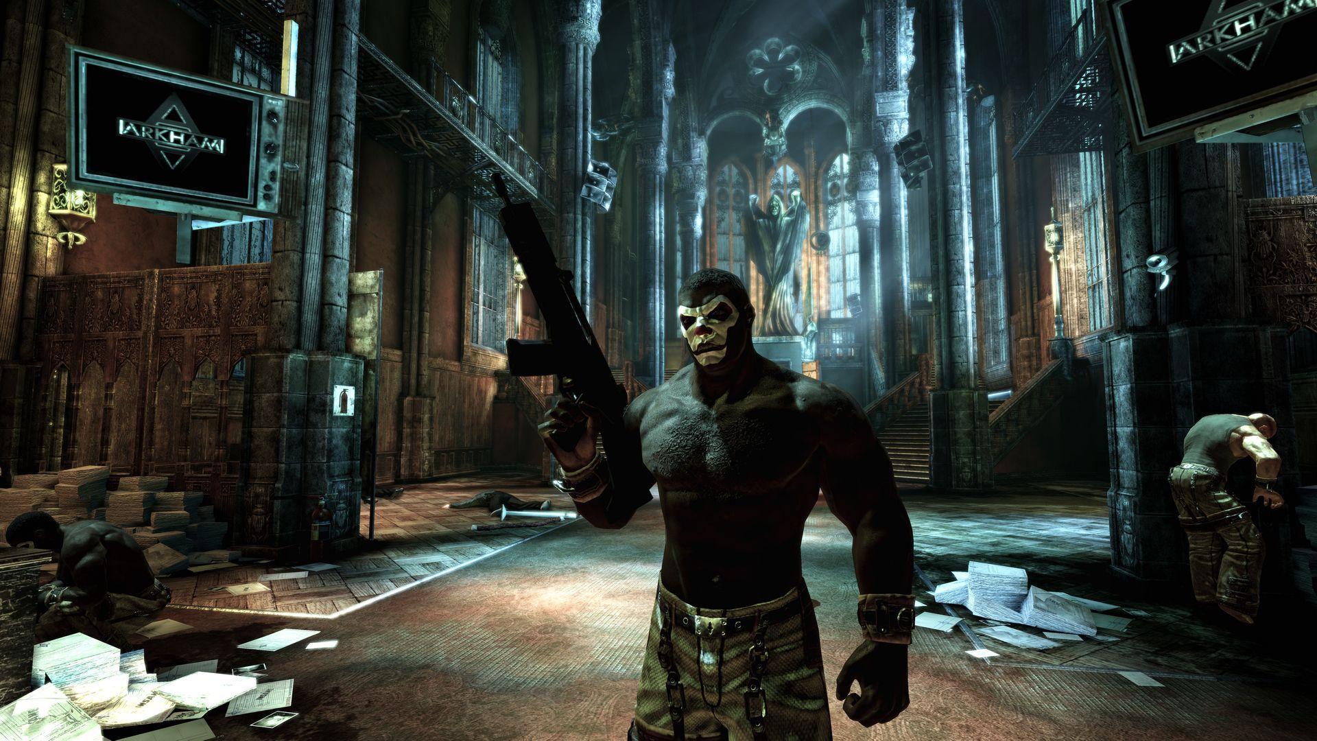 BatmanArkham Asylum Multi Edit026