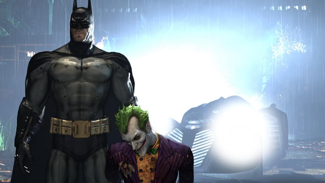 BatmanArkham Asylum Multi Edit048
