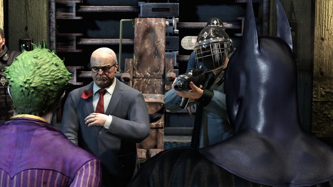 BatmanArkham Asylum Multi Edit052